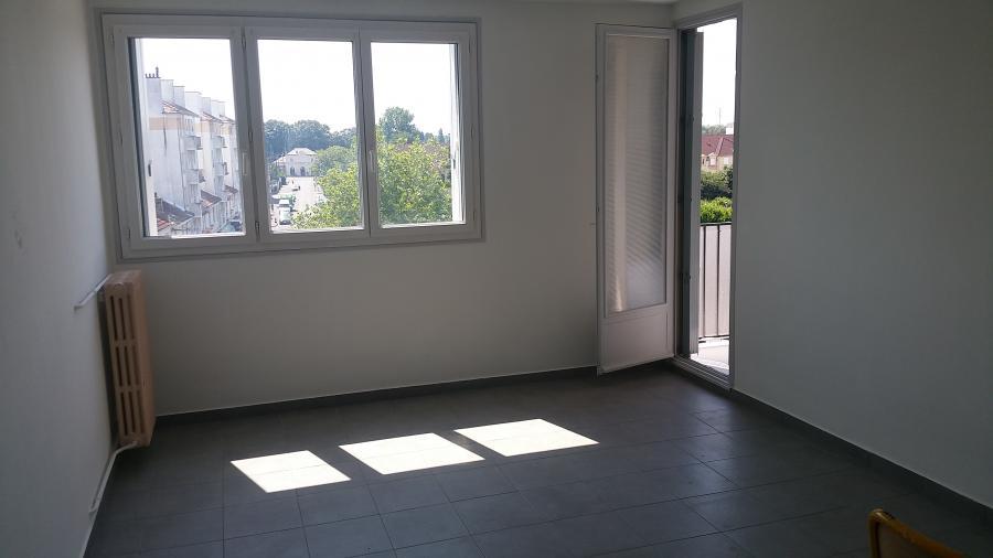 Troc Echange Appartement F2 44m2 Trappes Sur