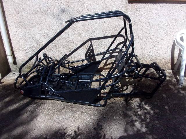 Troc Echange Pgo 150 Chassis Sur