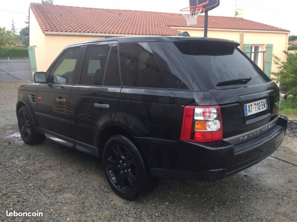 Troc Echange Range Rover Hse Sport Tdv6 Sur