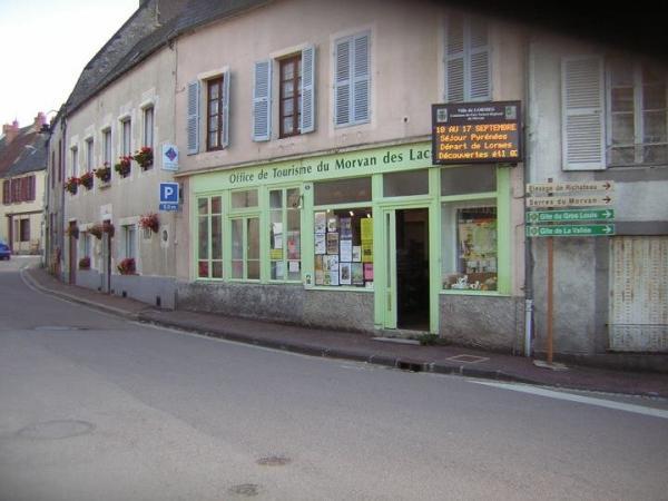 Office De Tourisme De Lormes Point Information Lormes