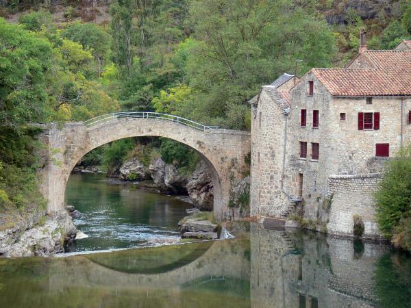 Les Gorges De La Dourbie Guide Tourisme Amp Vacances
