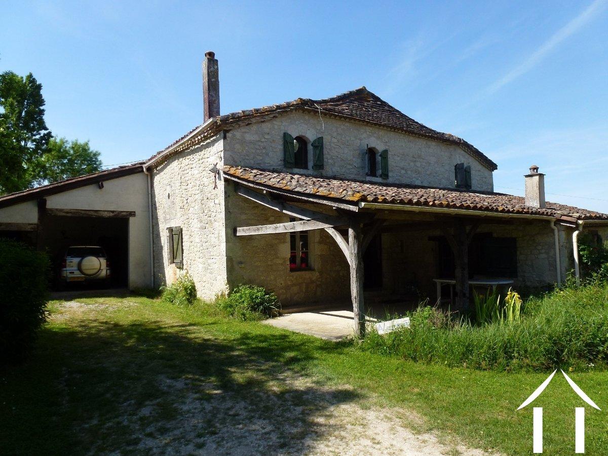 Houses Sale Near Eymet