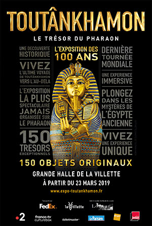 Toutânkhamon le trésor du Pharaon