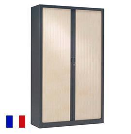 rideau armoire a rideaux de bureau