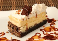 Fromage brownies