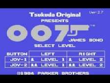 James Bond 007 (Japan) (v2.7) (OM)