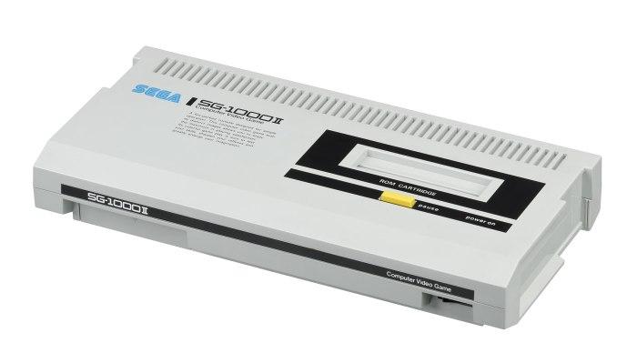Console SG-1000 II