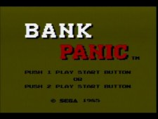 Bank Panic (SG-1000)