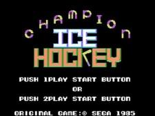 Champion Ice Hockey (Japan)