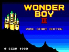 Wonder Boy III – The Dragon's Trap