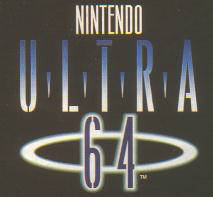 Logo Nitendo Ultra 64