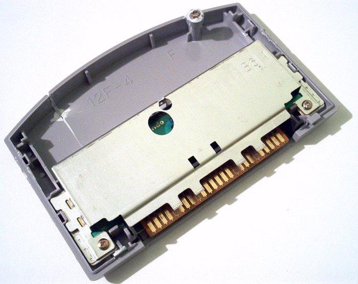 N64 cartridge chip side