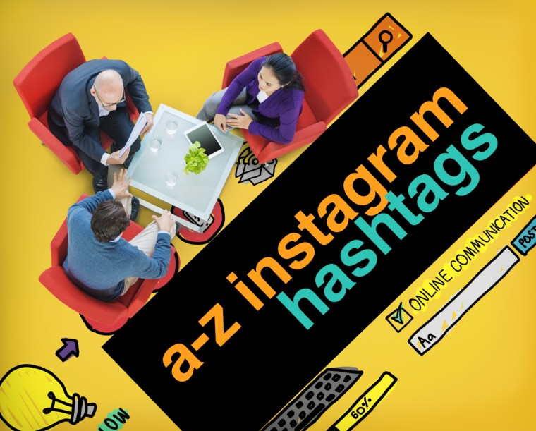 A-Z of Instagram Hashtags