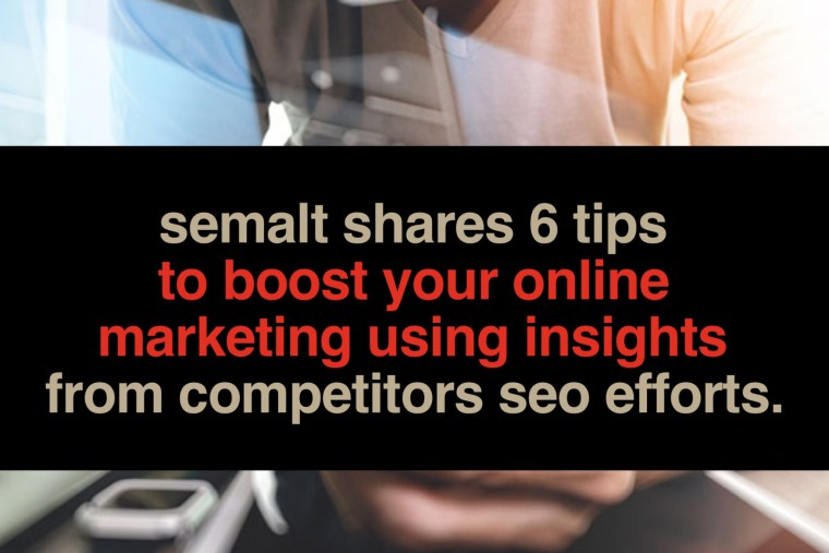Tips from Semalt to Boost SEO