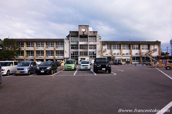 石垣島 駐車場