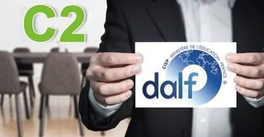 Présentation DALF C2