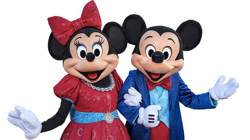 Pourquoi Mickey Mouse porte-t-il des gants