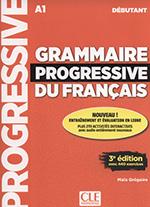 Grammaire progressive du français - Niveau débutant