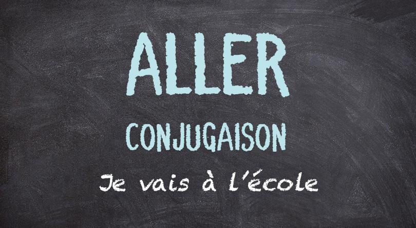 ALLER conjugaison