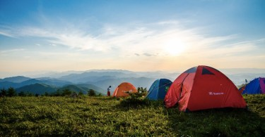 Vocabulaire Camping