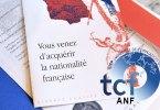 TCF pour l'accès à la nationalité française