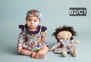 Elle fabrique des poupées malades