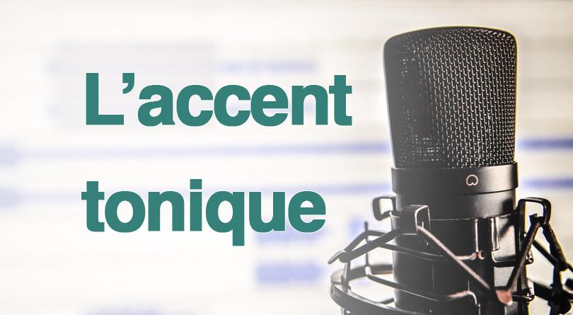 Accent tonique