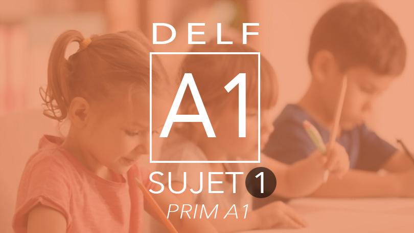 DELF Prim A1