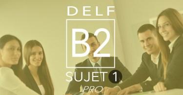 DELF Pro B2