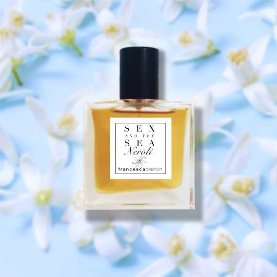 Sex and the Sea NEROLI SQUARE 01 | Francesca Bianchi Perfumes