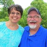 Michael Bilderback e sua moglie Christie