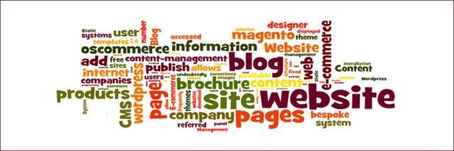 tipi di siti web