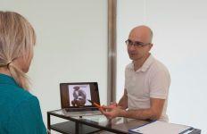 valutazione consulenza in fisioterapia. Dott Ballardin, Studio FV Bologna