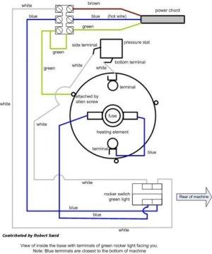 230 Volt Wiring Diagram  Somurich