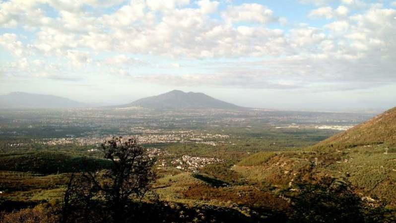 Foresta demaniale di Roccarainola (Na) - Parco regionale del Partenio