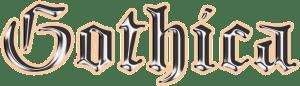 Logo di Gothica L'Angelo della Morte di Francesco Falconi