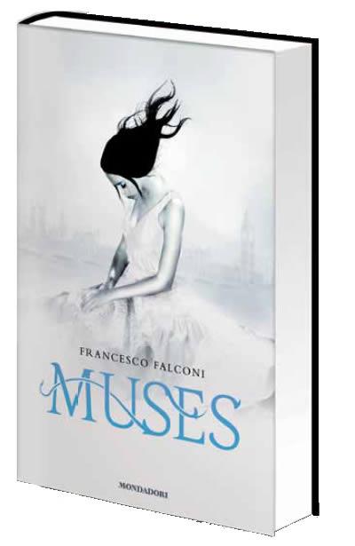 Cover Muses - Francesco Falconi - Mondadori Editore