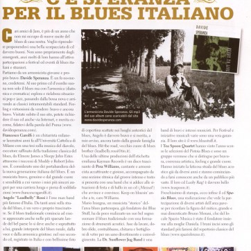 Francesco Garolfi Jam The Blues I Feel