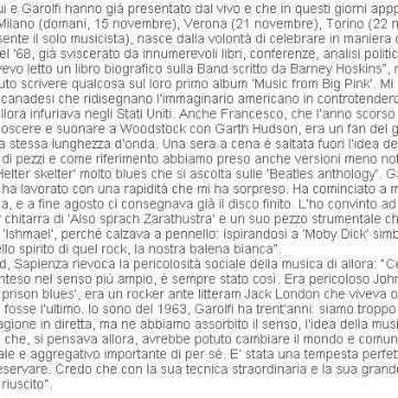 Francesco Garolfi Rockol2 1968 Odissea nel Rock