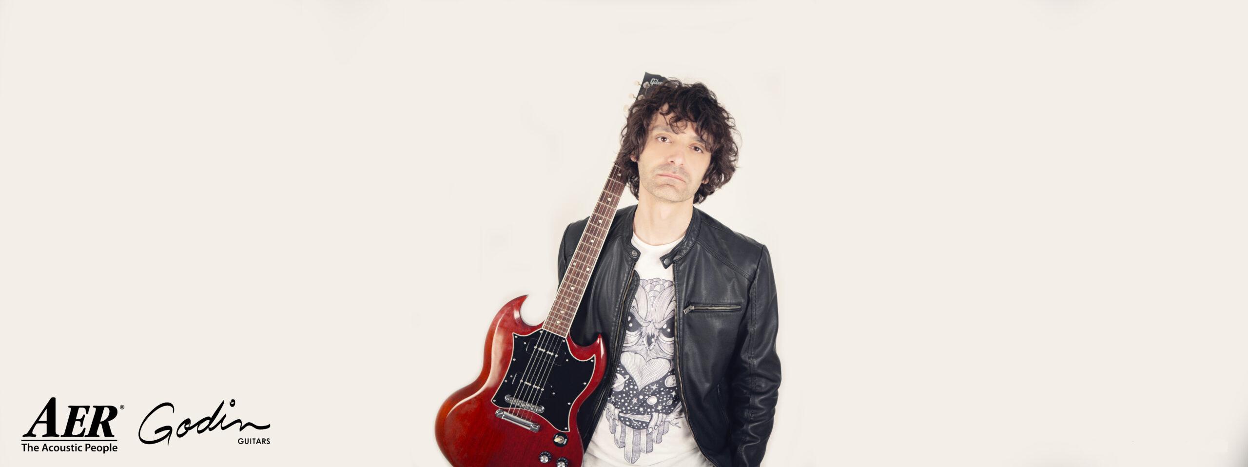 Francesco Garolfi - Gibson SG - Home