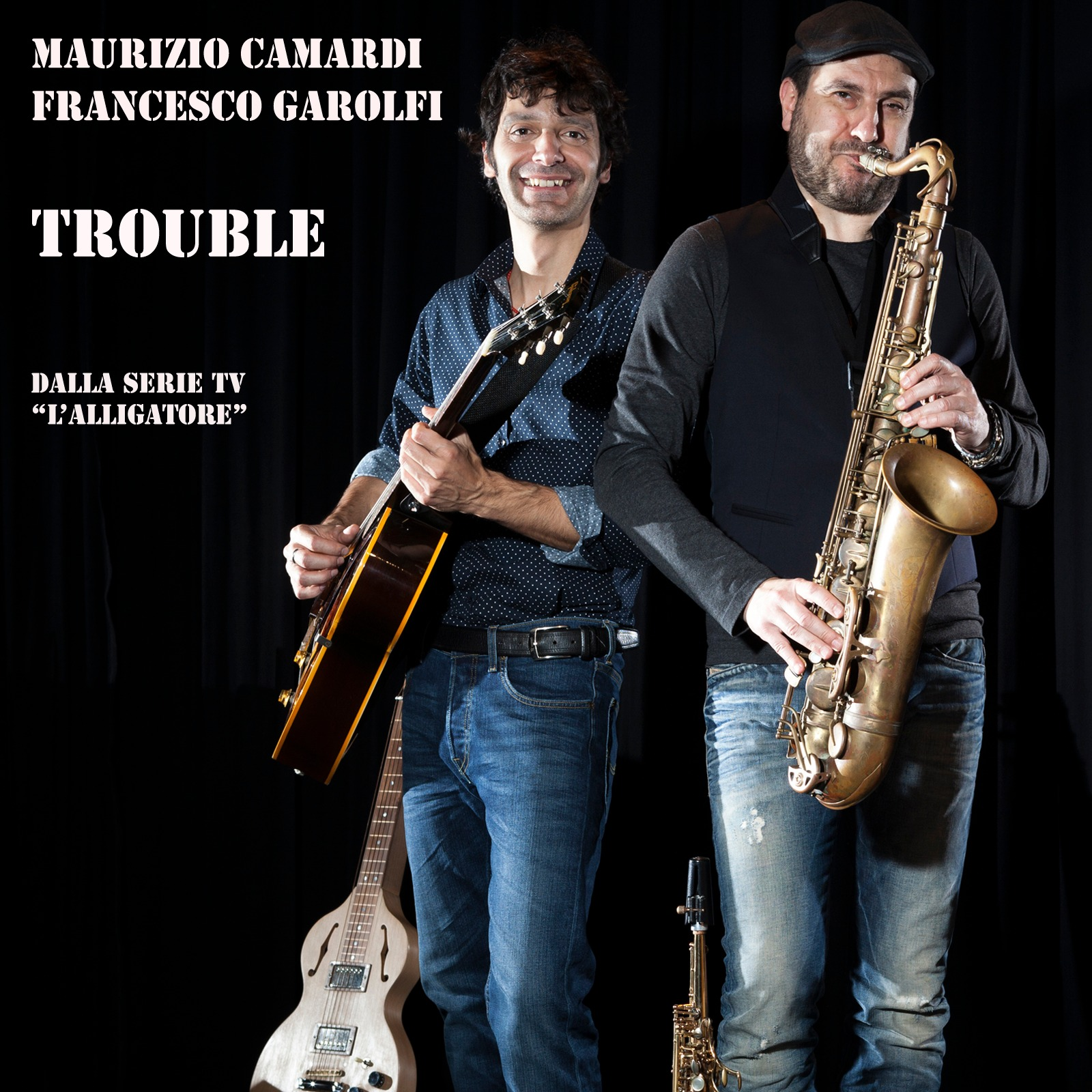 Trouble - Camardi Garolfi - L'Alligatore RAI2 Carlotto