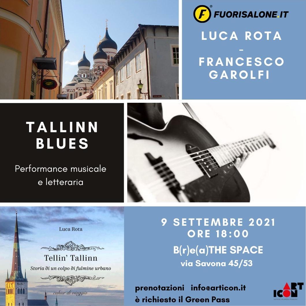 Tallinn Blues - Francesco Garolfi Luca Rota