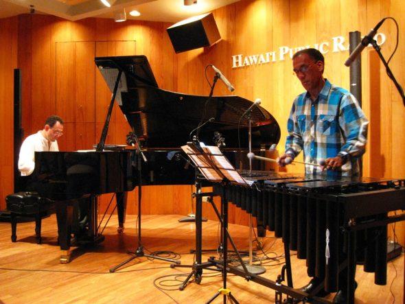 Hawaii 2014: Piano Vibes Duet with Noel Okimoto – FRANCESCO