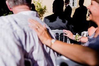 Le mani | Matrimonio a Cortona intimate wedding in Tuscany