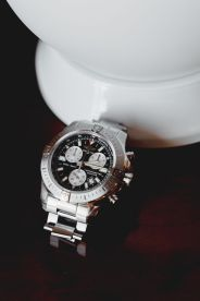 Breitling watch still life | Villa la palagina resort