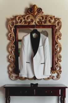 Groom dress | Villa la palagina resort