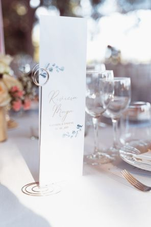 wedding menu | Villa la palagina resort