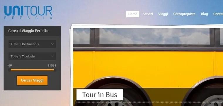 Unitour Agenzia Viaggi a Brescia