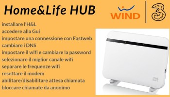 Home&Life Hub Wind Tre
