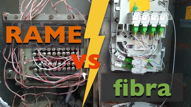 rame vs fibra